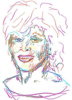 Tina Turner by Pekka Liukkonen
