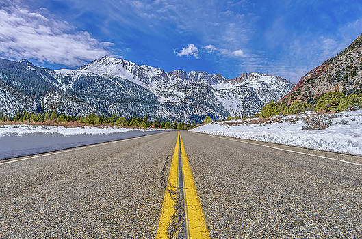 Tioga Pass Yosemite National Park by Scott McGuire