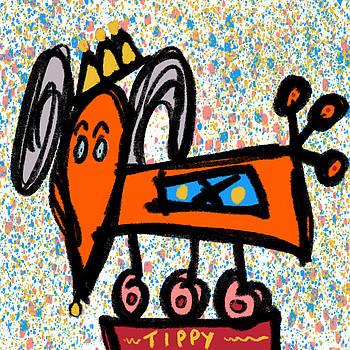 Tippy the Wonder Dog by Yonko Kuchera