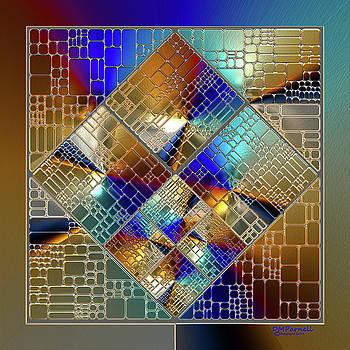 Titanium Glass by Diane Parnell
