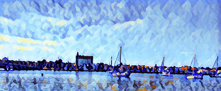 Titusville Inlet by Steven Macon
