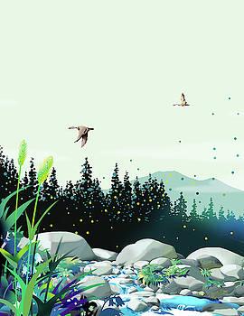 To the South by Ryuji Kawano