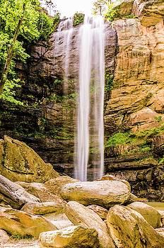 Toccoa Falls by Paul Croll