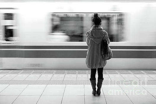 Tokyo metro by Delphimages Photo Creations