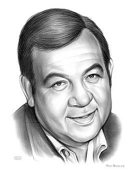 Greg Joens - Tom Bosley
