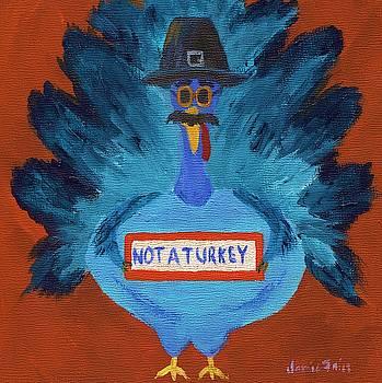 Tom, Not a Turkey by Jamie Frier