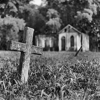 Tombstone, St. Chad's, Trinidad by Trinidad Dreamscape