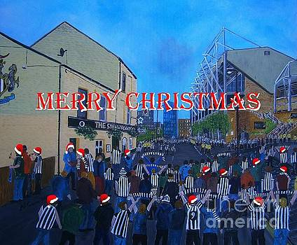 Toon Christmas  by Neal Crossan