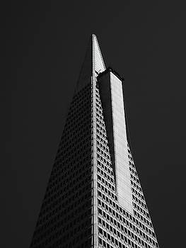 TOP of SAN FRANCISCO - TRANSAMERICA PYRAMID by Daniel Hagerman