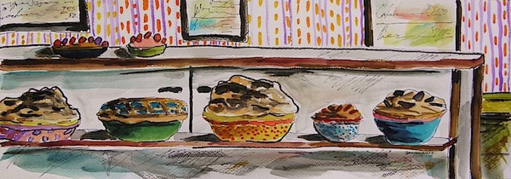 Top Shelf-Pies and Puddings by John Williams