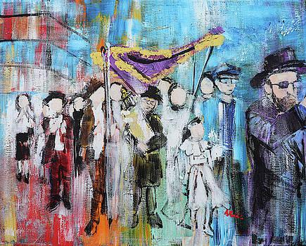 Torah Dedication Alexandria 2 201905 by Alyse Radenovic