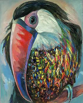 Toucan by GALA Koleva