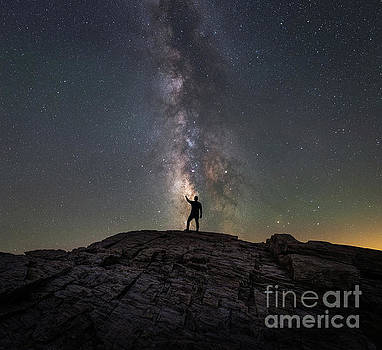 Touching The Stars by Michael Ver Sprill
