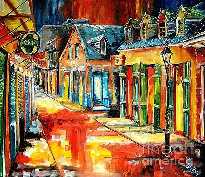 Toulouse Street, New Orleans by Diane Millsap