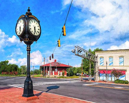 Mark Tisdale - Town Clock - Montezuma Georgia