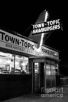 Town Topic Hamburgers Kansas City by Terri Morris