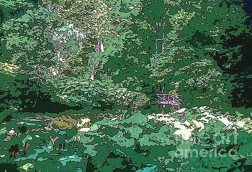 Bob Phillips - Trail in Danish Forest 4