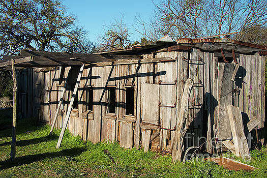 Bob Phillips - Train Car Bunk House One