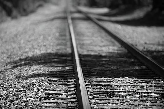 Dale Powell - Train Tracks - Summerville