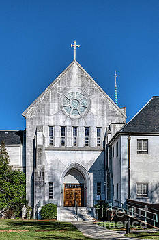 Trappist Monastery of the Holy Spirit  by John Greim