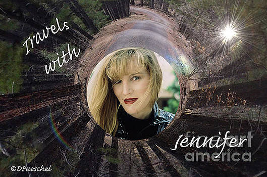 Travels with Jennifer by Debby Pueschel
