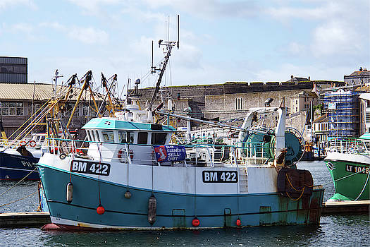 Trawler Provider II by Chris Day