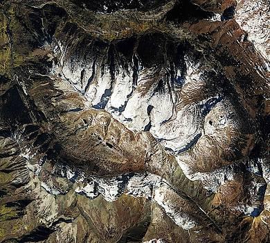 Treasure Mountain in Colorado by Planet Impression