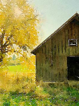 Bonnie Bruno - Tree by the Barn
