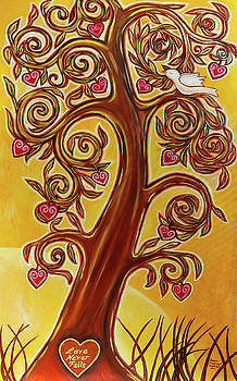 Tree of Life by Dawn Thibodeaux