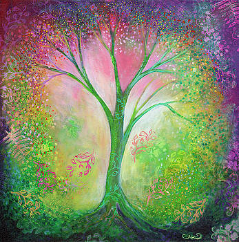 Tree of Tranquility by Jennifer Lommers