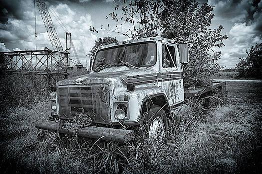 Tree Truck by Robert Hebert