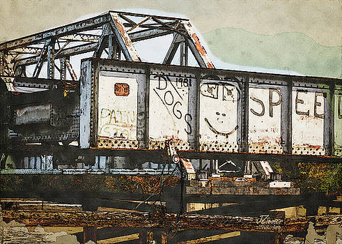 Trestle Detail by Jim Ziemer