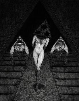Trigia And The Dethiligox - Artwork by Ryan Nieves