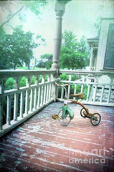 Jill Battaglia - Trike on Front Porch