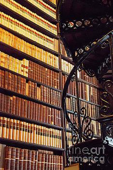 Bob Phillips - Trinity College Circular Stairs