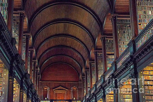 Bob Phillips - Trinity College Library