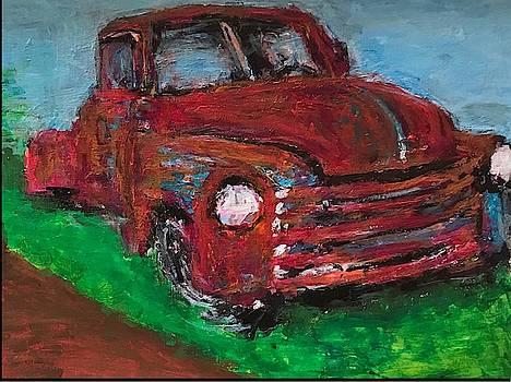 Truck Stop by Randi Schultz
