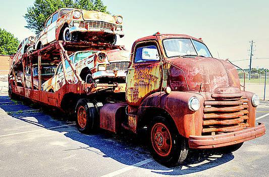 Brian Cole - Truckin That Rust