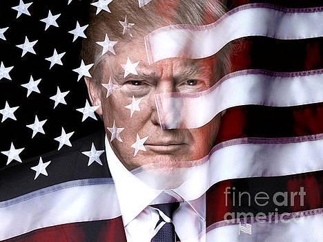 Trump America by John Lyes