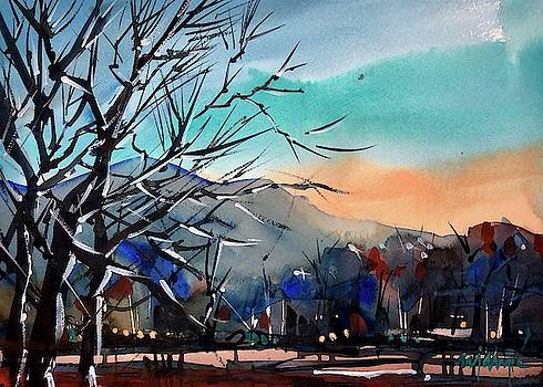 Tuesday Afternoon 03 by Ugljesa Janjic