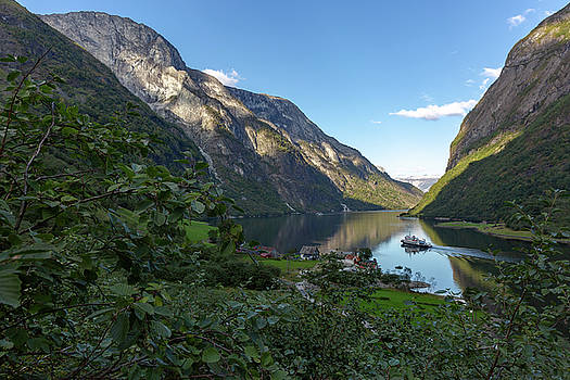Tufte, Naerofjord, Norway by Andreas Levi