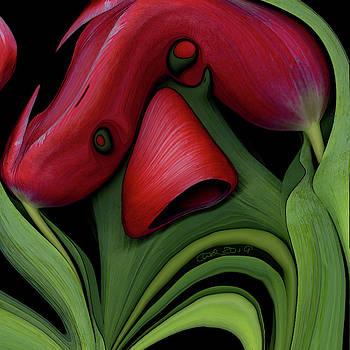 Tulip Bell by Carel Schmidlkofer