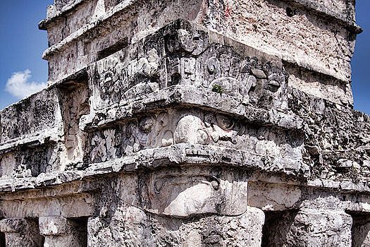 Tatiana Travelways - Tulum Mayan Ruins Mexico - Temple of the Frescoes