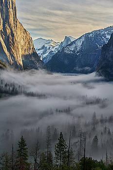 Jon Glaser - Tunnel View at Dawn