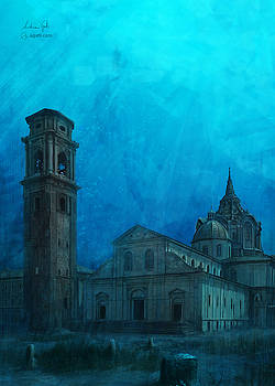 Turin Cathedral digital2 by Andrea Gatti