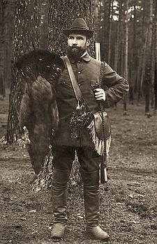 European Hunter - Thanksgiving Dinner  by Jayson Tuntland