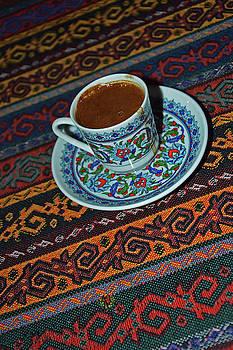 Turkish coffee. by Andy Za