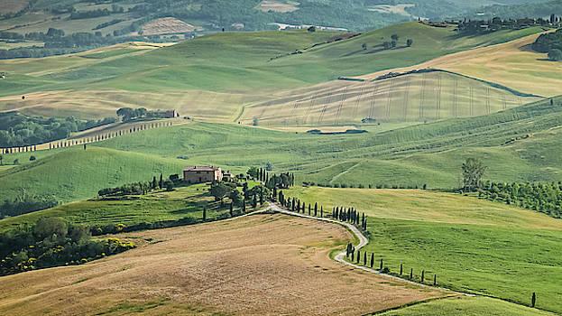 Tuscany by Andreas Levi