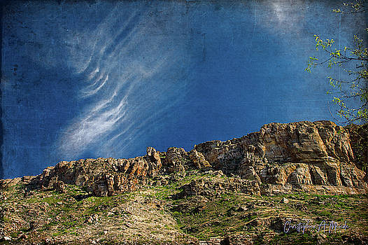 Tuscon Clouds by Christopher Meade