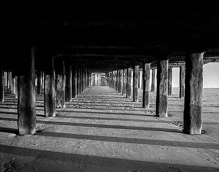 Under The Boardwalk by Martin Newman